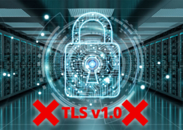 TLSv1 is not secure
